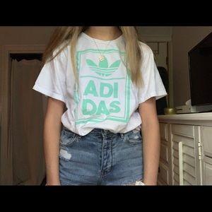 Super cute Adidas tee!